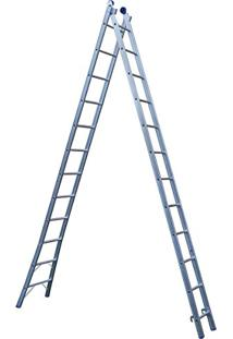 Escada Extensiva 2X12 24 Degraus 5167 - Mor