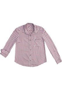 Camisa Feminina Hering Em Malha De Viscose
