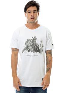 Camiseta Starter Nyc Branco