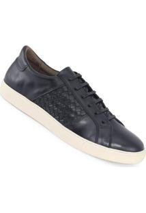 Sapatênis Meu Sapato Tressê Masculino - Masculino-Preto