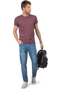 Calça Jeans Reta Vintage Destroyer