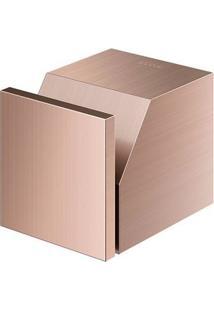 Cabide Para Banheiro Mínima Cobre Escovado - 00960669 - Docol - Docol