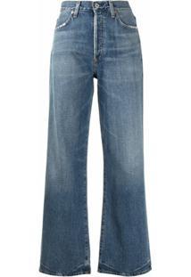 Citizens Of Humanity Calça Jeans Pantalona Flavie - Azul