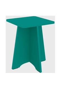 Banqueta Twister Verde Tcil Móveis