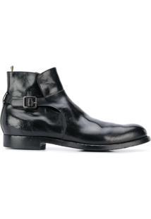 Officine Creative Ankle Boot - Preto