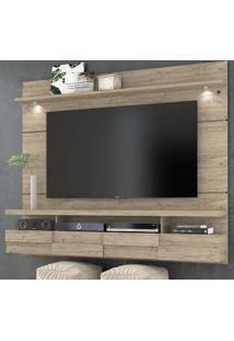 Painel Para Tv 2 Portas Lana 180 Cm 276022 Rustico - Madetec