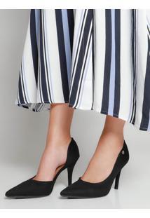 Sapato Scarpin Vizzano Recorte
