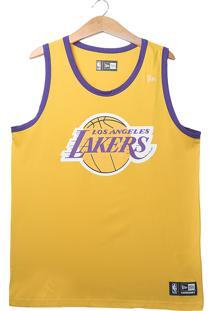 Regata New Era Los Angeles Lakers Masculina