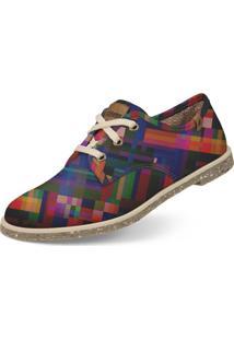 Oxford Usthemp Legend Vegano Casual Art Multicolor Multicolorido