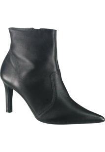 Bota Feminina Ankle Boot Usaflex