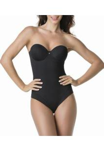 Body Modelador Tomara Que Caia Lady Model My Lady (2461)