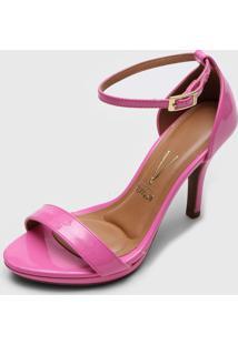 Sandália Vizzano Verniz Pink