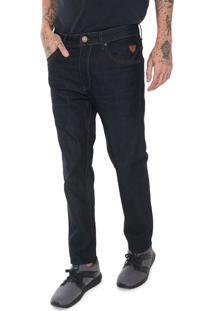 Calça Jeans Cavalera Skinny Cassio Azul