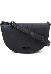 Bolsa Colcci Mini Bag Selaria Feminina - Feminino-Preto