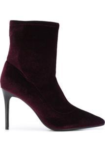 Kendall+Kylie Ankle Boot 'Millie' - Vermelho
