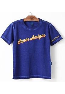 Camiseta Jokenpô Pai Super Amigos - Masculino