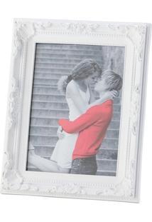 Porta-Retrato Branco 13X18 Vintage 3349 Lyor Classic