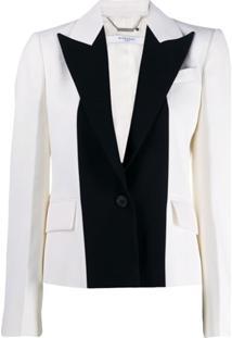 Givenchy Blazer De Alfaiataria - Branco