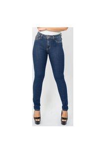 Calça Feminina Jeans Blue Top Emporio Alex Jeans Azul