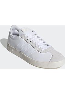 Tênis Adidas Vl Court 20 Masculino - Masculino-Off White