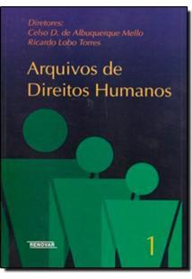 Arquivos De Direitos Humanos Volume 1