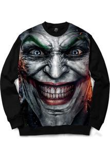Blusa Bsc Joker Full Print - Masculino