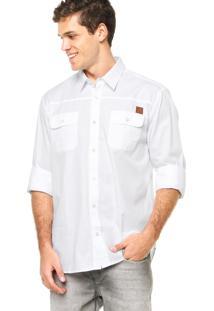 Camisa Manga Longa West Coast Lisa Branca