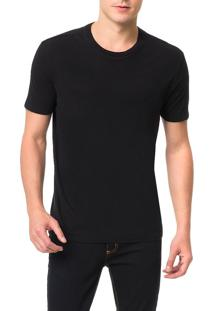 Camiseta Calvin Klein Jeans Estampa Basquete Grafite - Pp