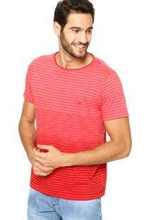 Camiseta Aramis Reta Vermelha