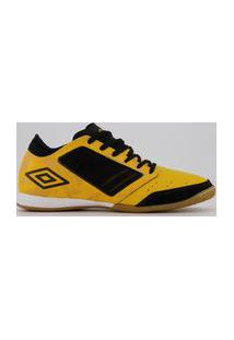 Chuteira Umbro Chaleira Id Futsal Amarela
