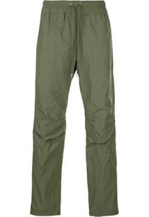 John Elliott Drawstring Waist Trousers - Verde