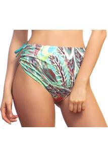 Calcinha Zannt Hot Pant Multicolorido