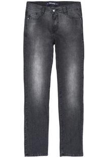 Calça Masculina Hering Em Jeans Skinny