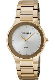 R  479,90. Zattini Relógio Technos Feminino Dourado ... d5600e1eaf