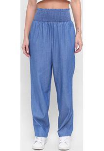 Calça Jeans Influencer Feminina - Feminino