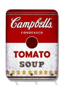 Porta Chaves Campbells Sopa De Tomate