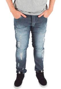 Calça Jeans Wind Beach Sippycup Azul