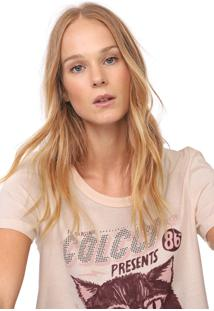 Camiseta Colcci Reta - Kanui