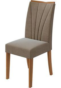 Cadeira Apogeu Sued Animale Bege Rovere Naturale