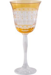 Taça De Cristal Lodz Para Água De 220 Ml Dynia