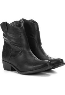 ea0c37fd2 Bota Preta U2 feminina | Shoelover