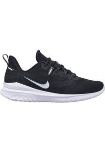 Tênis Nike Renew Rival 2 Feminino - Feminino-Preto+Branco