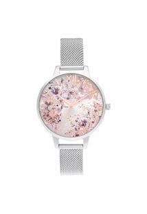 Relógio Olivia Burton Feminino Aço - Ob16Vm46