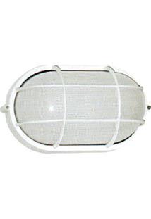 Luminária Tartaruga Pequena Em Alumínio - Branco