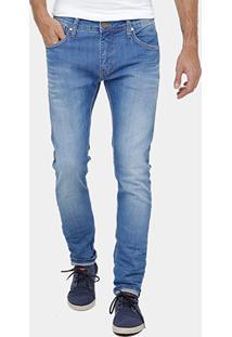 Calça Jeans Colcci Felipe Índigo Masculina - Masculino