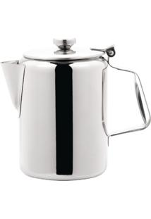 Mini Leiteira 568 Ml Inox Com Tampa