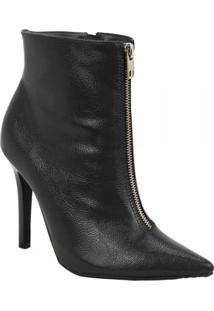 Bota Feminina Via Marte Ankle Boot