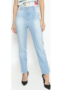 Jeans Nix Estonado - Azul Claro- Lança Perfumelança Perfume
