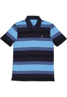 Polo Tassa Azul