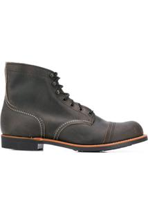 Red Wing Shoes Lace-Up Ankle Boots - Marrom